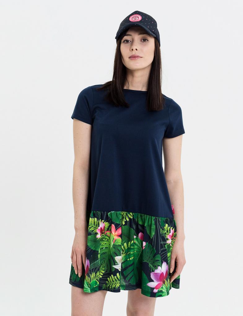 Sukienka CLTN 80
