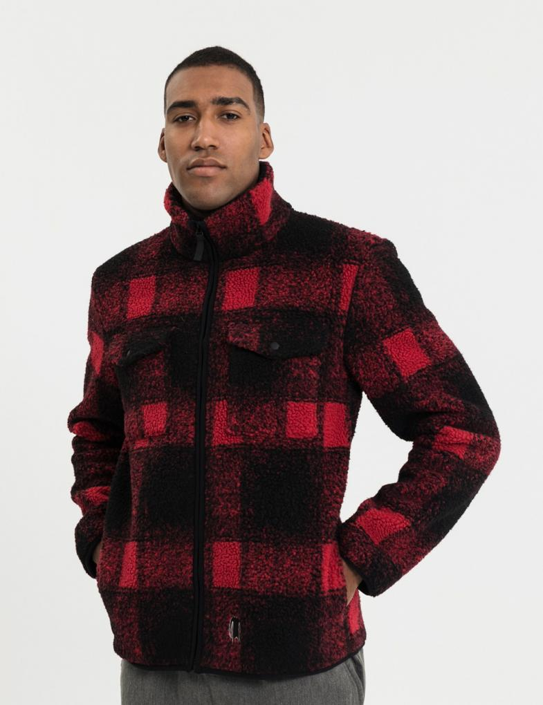 Jacket CLTN CHECKER