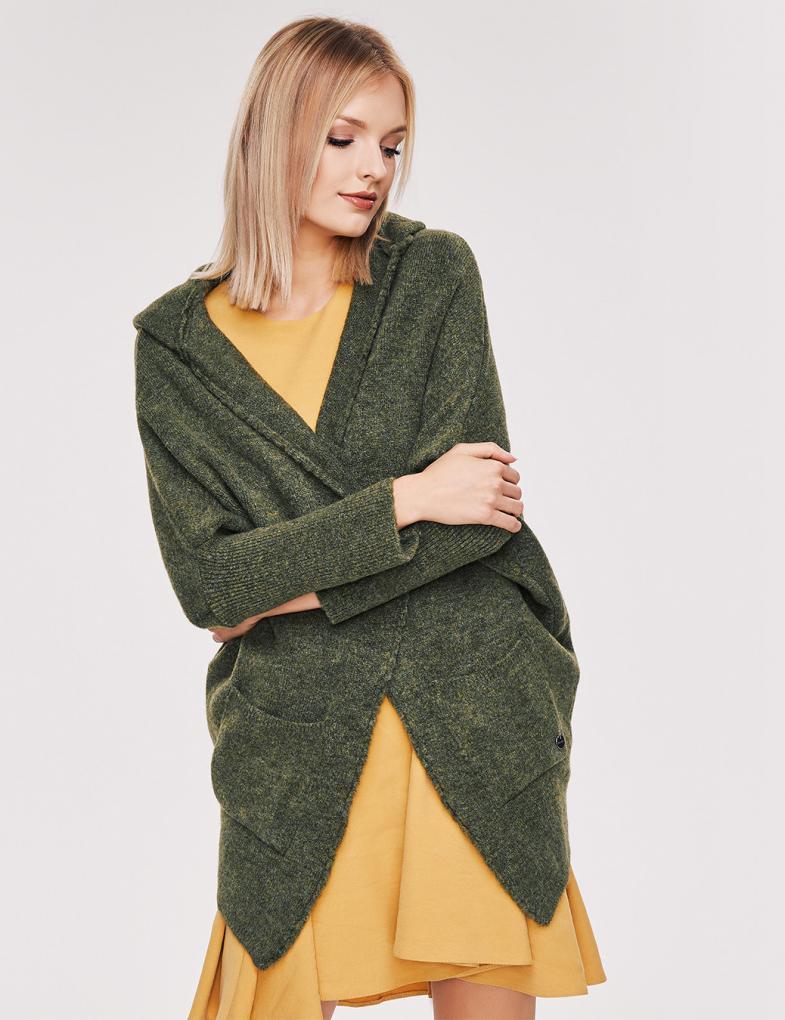 Sweter MISHA FLEECY II