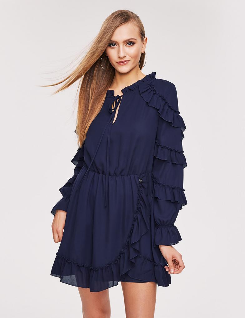 Sukienka MISHA BLUEBELL
