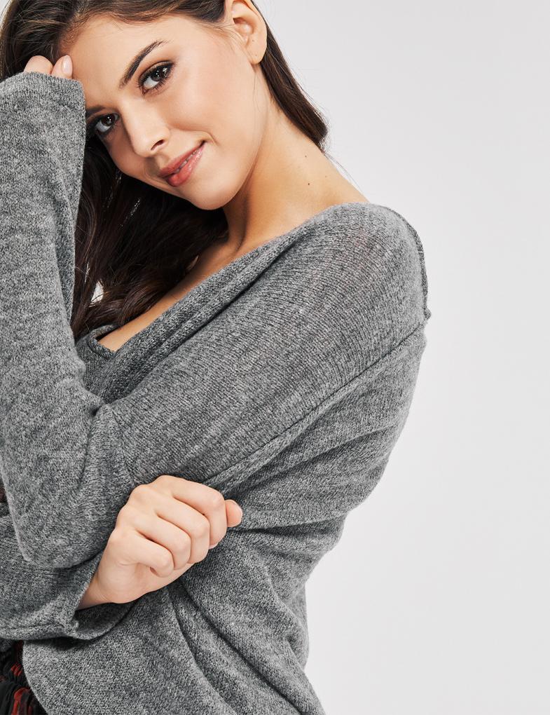 Sweter MISHA SEXY BACK