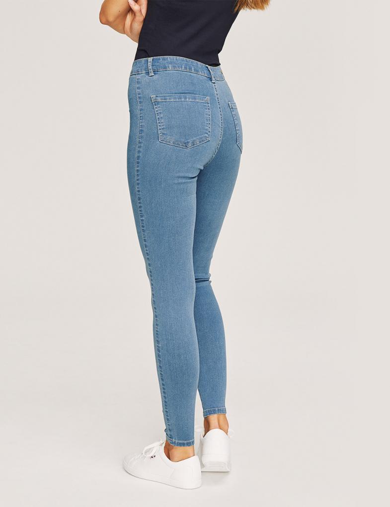 3d76655b224d70 Spodnie jeansowe damskie - joggery, boyfriendy, z wysokim stanem ...