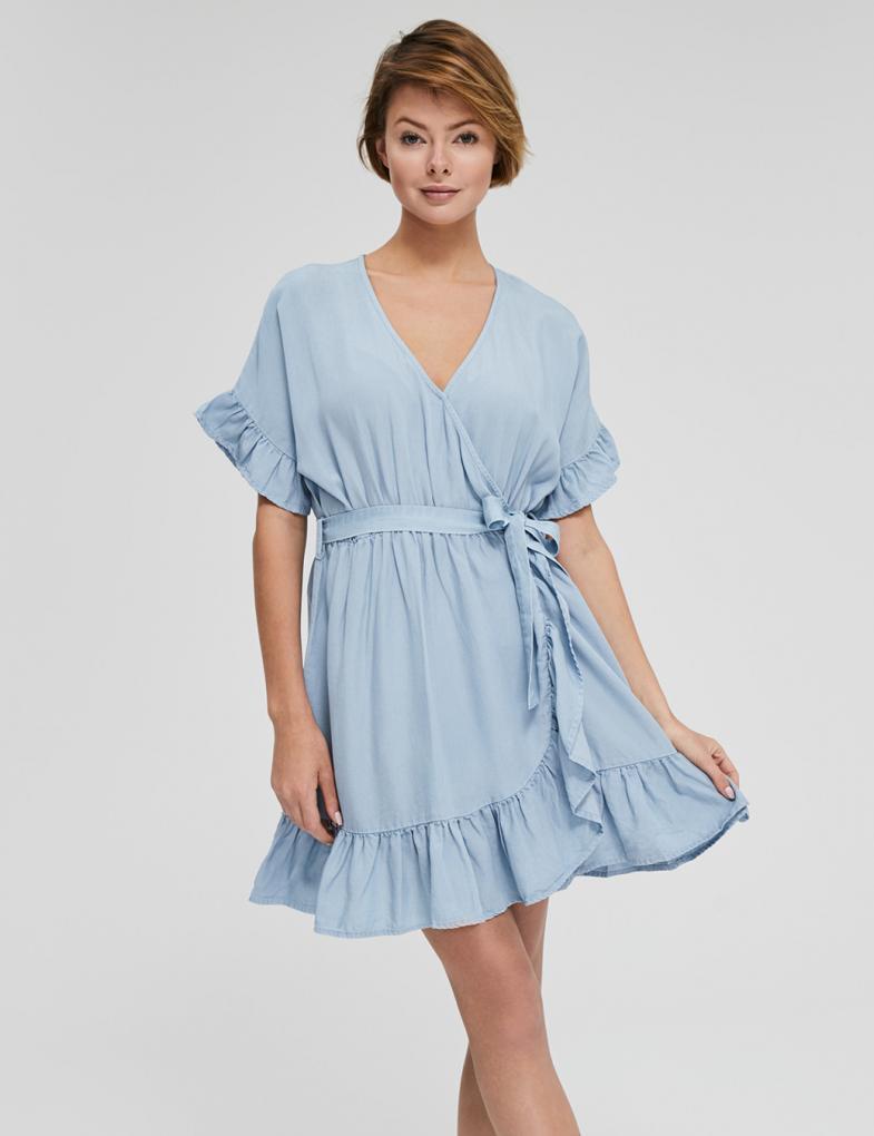 9107f58984 Sukienki I Spódniczki Również Jeansowe I Dresowe Sklep Internetowy