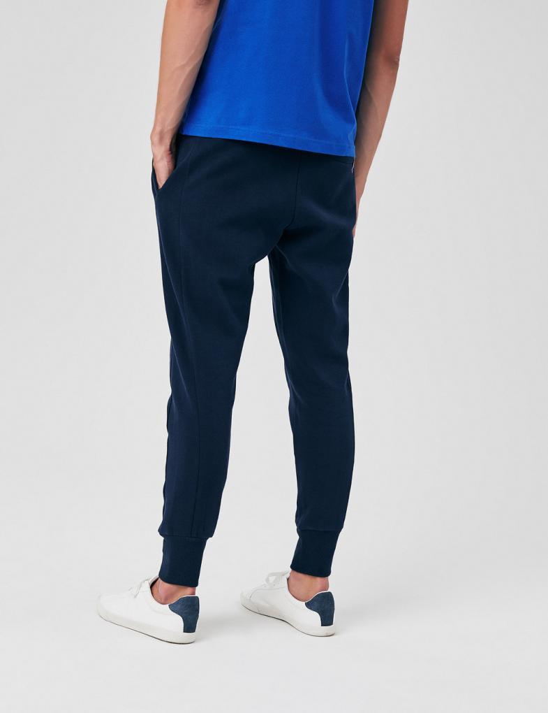 1ae2a546 Spodnie dresowe męskie bawełniane ze ściągaczami - sklep internetowy ...