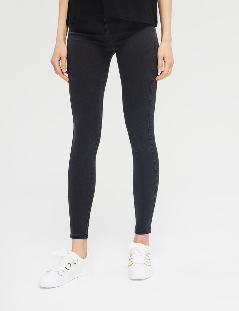 2ec4911900be0 Spodnie jeansowe damskie - joggery, boyfriendy, z wysokim stanem ...