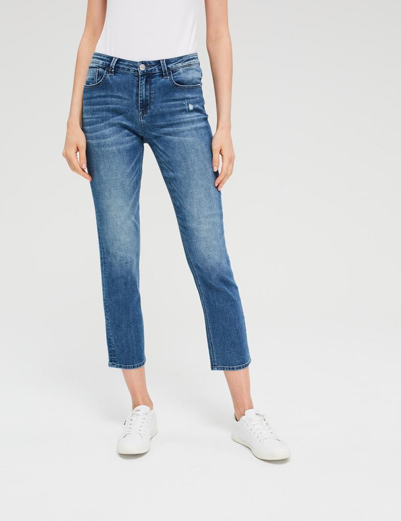 813d10e0d82c9b Spodnie damskie: moro, joggery, khaki, jeansowe, z dziurami - sklep ...