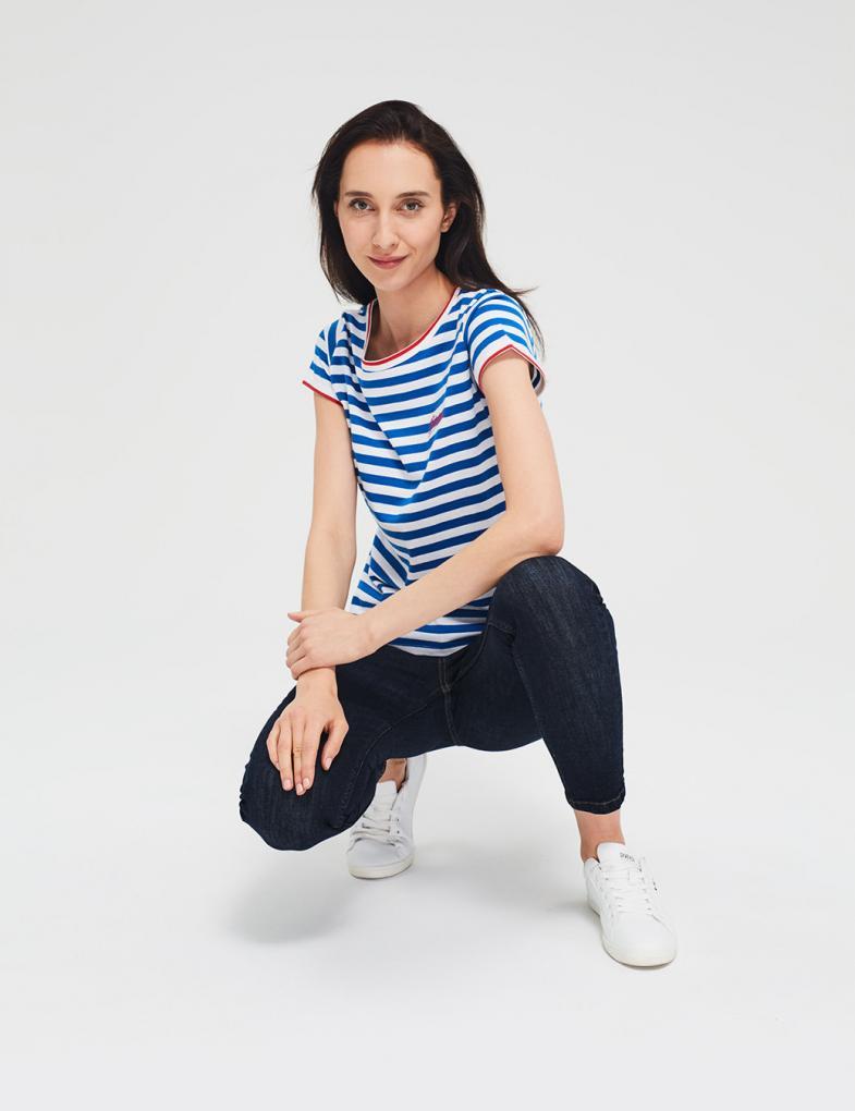 099d5681f81537 Koszulki i t-shirty damskie, bawełniane, z napisami - sklep ...