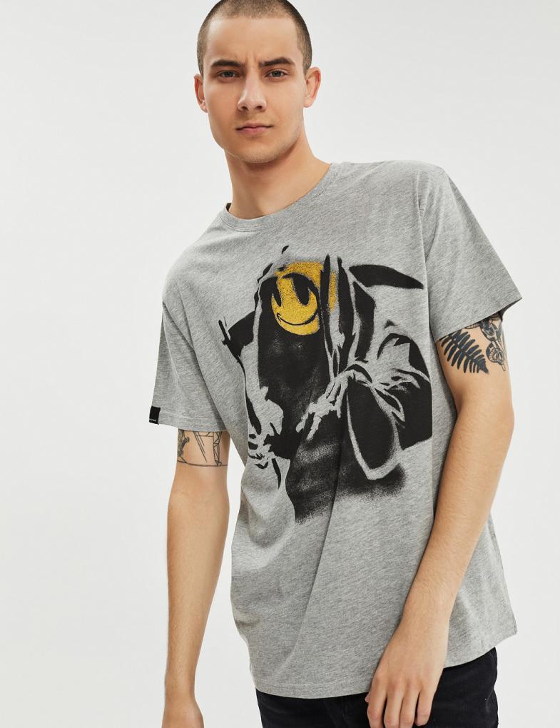 Koszulka BANKSY 0219