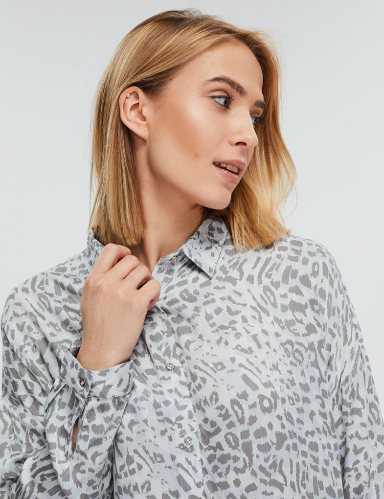 98ad8c91716866 Koszule damskie: jeansowe, w kratę, flanelowe, moro - sklep ...
