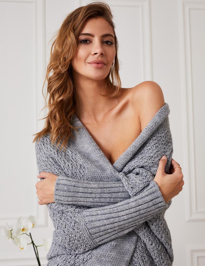 8495a1b9e31139 Swetry i kardigany damskie - modne również rozpinane - sklep ...