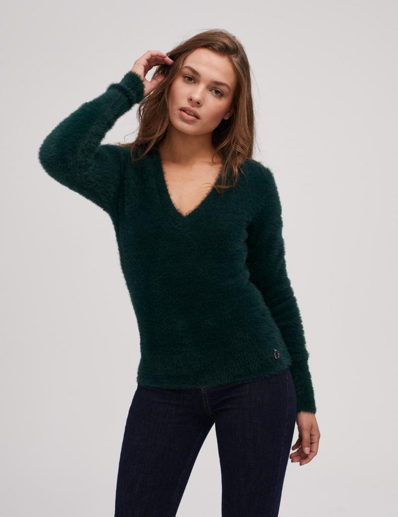 Sweter HENE Swetry Diverse sklep internetowy Diverse