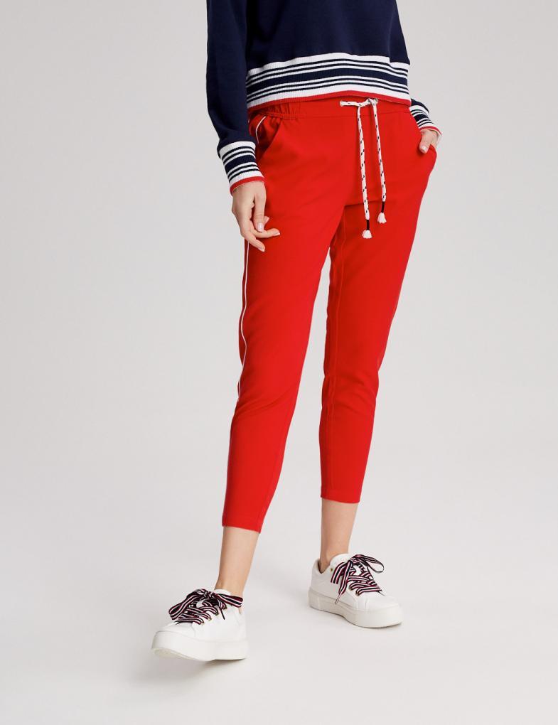 Spodnie damskie: moro, joggery, khaki, jeansowe, z dziurami