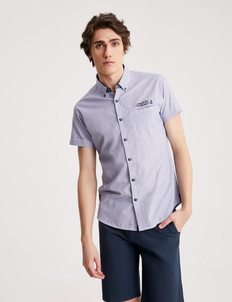 Modne koszule męskie: jeansowe, sportowe, flanelowe sklep  I9pOy