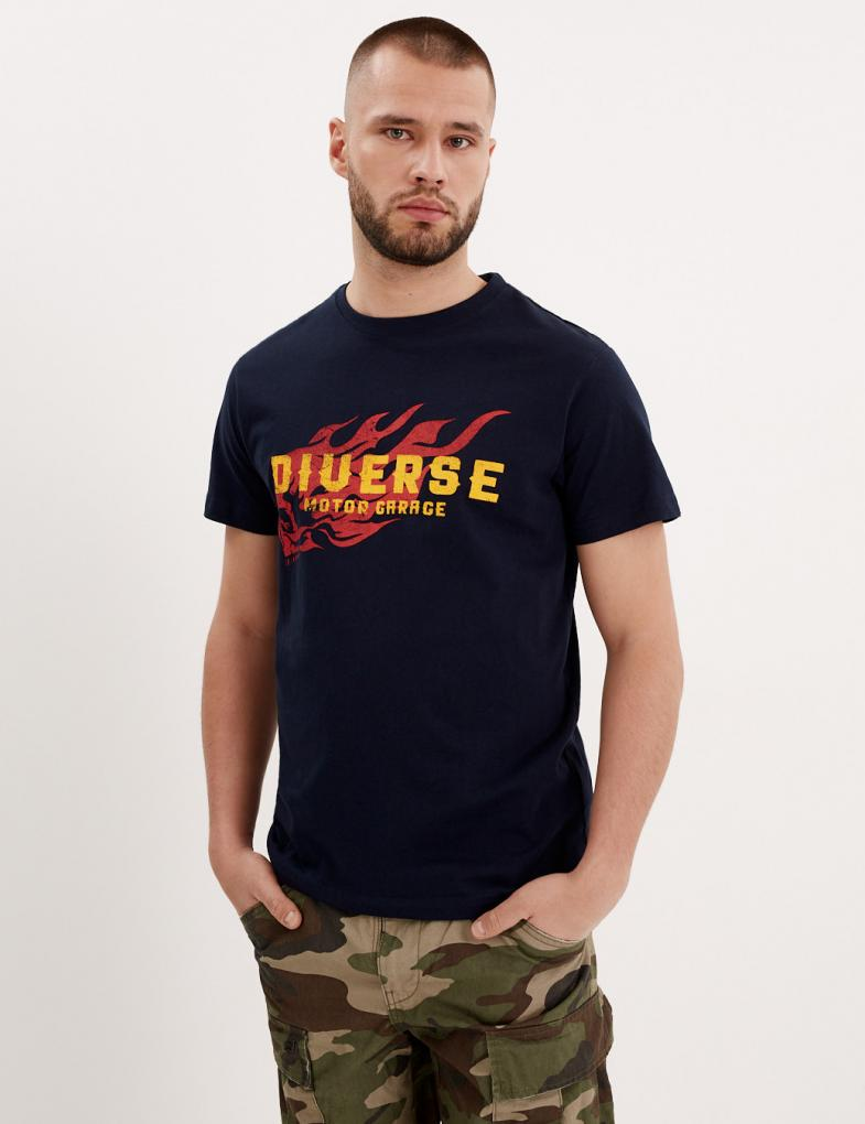 T-shirt BIKER SOL