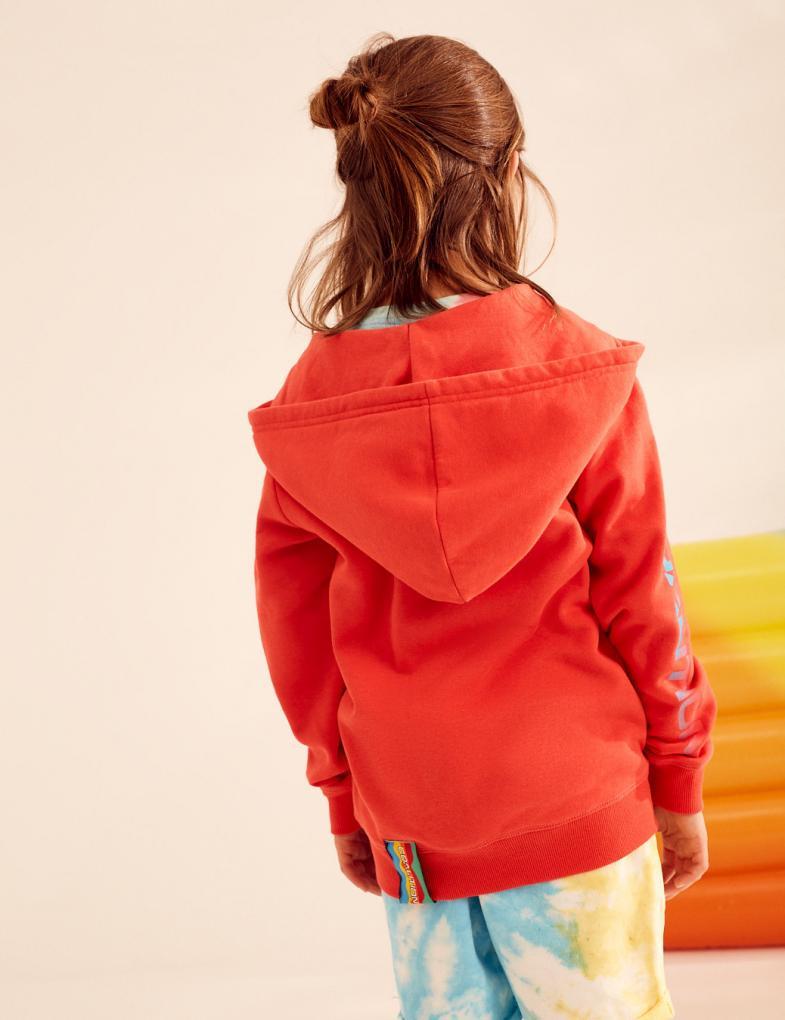 Sweatshirt CLTN KID ZIP 2