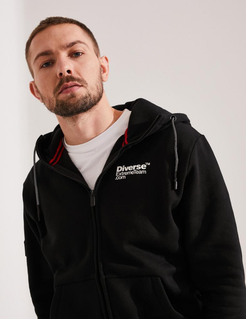 Sweatshirt DEXT CORE ZIP H3