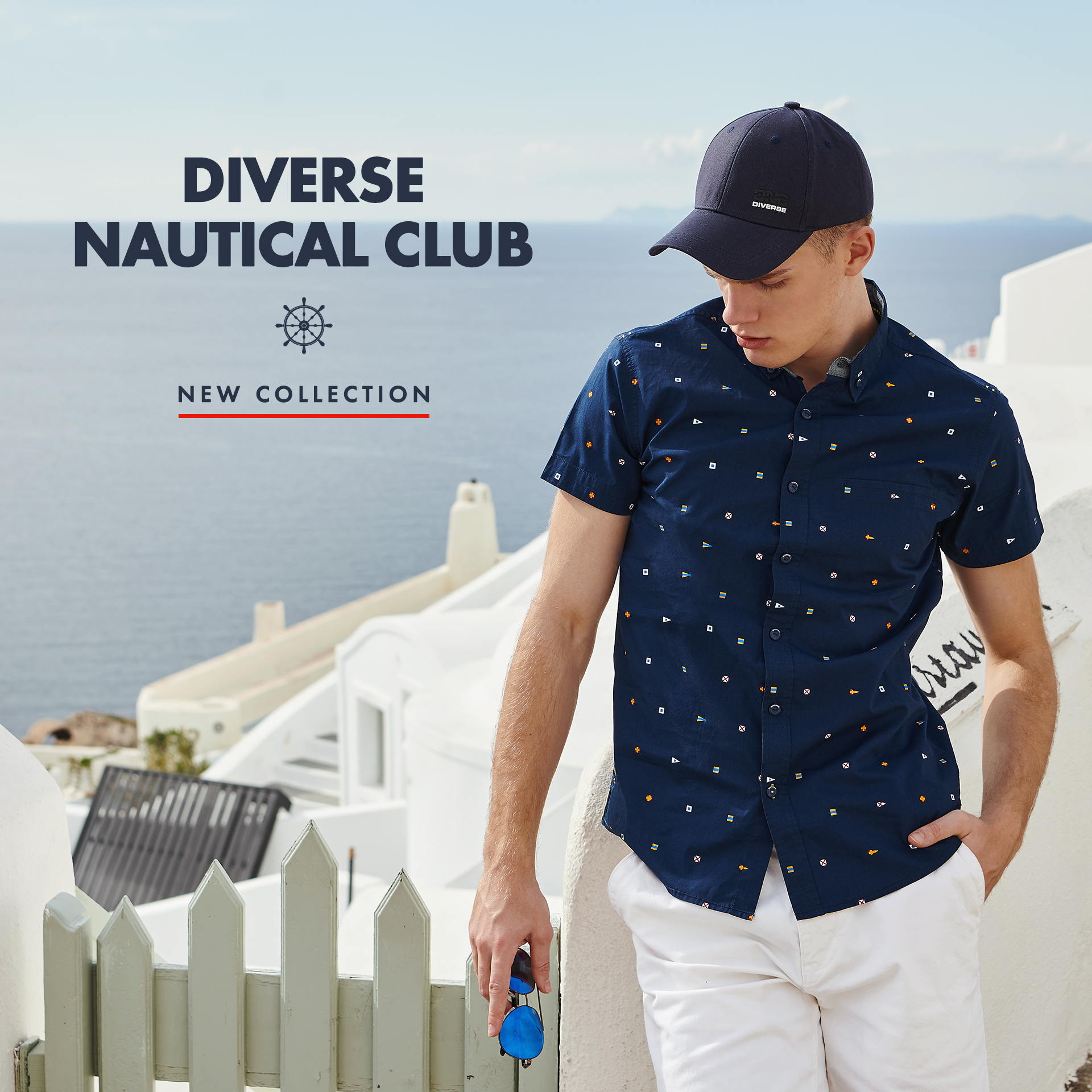 NAUTICAL CLUB colletion