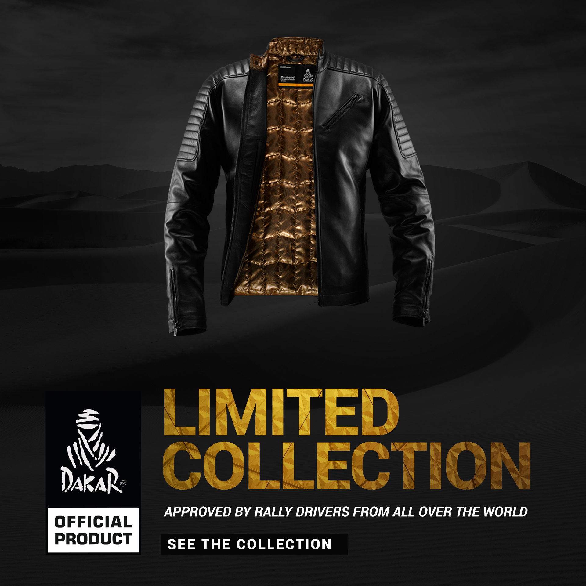 Limited Collection DAKAR VIP