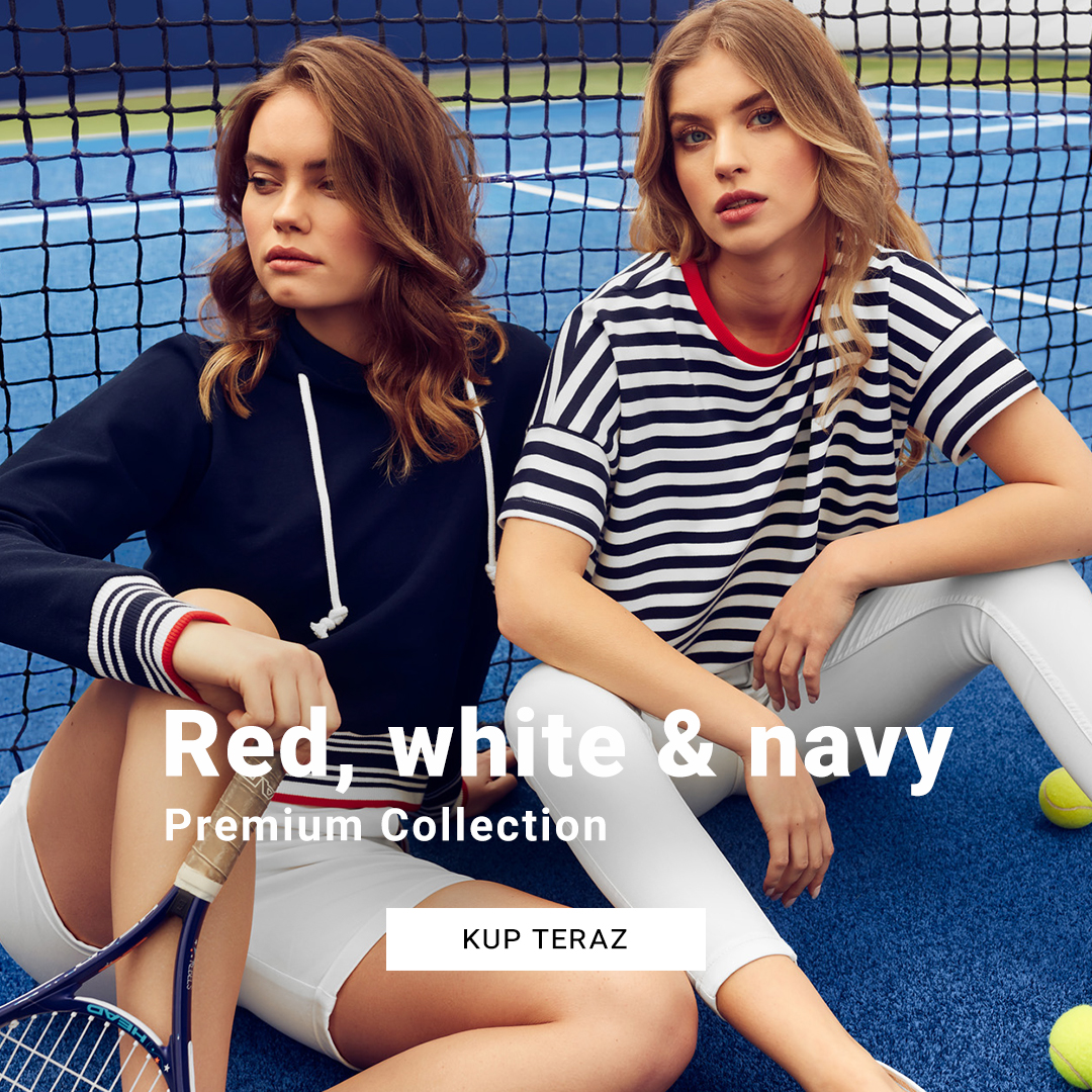 Red, white & navy